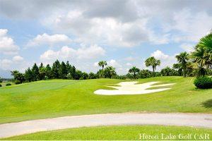 Heron Lakes Golf Club - Golf course in North Vietnam