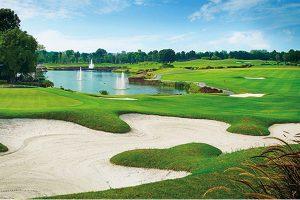 Rancho Charnvee Golf Resort Country Club 1